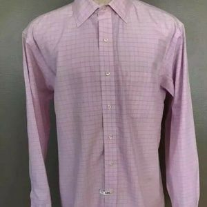 Brooks Brothers 346 Non Iron 16 1/2 Regular E4